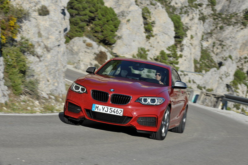 2014 BMW M235i Coupe High Resolution Exterior - image 530104