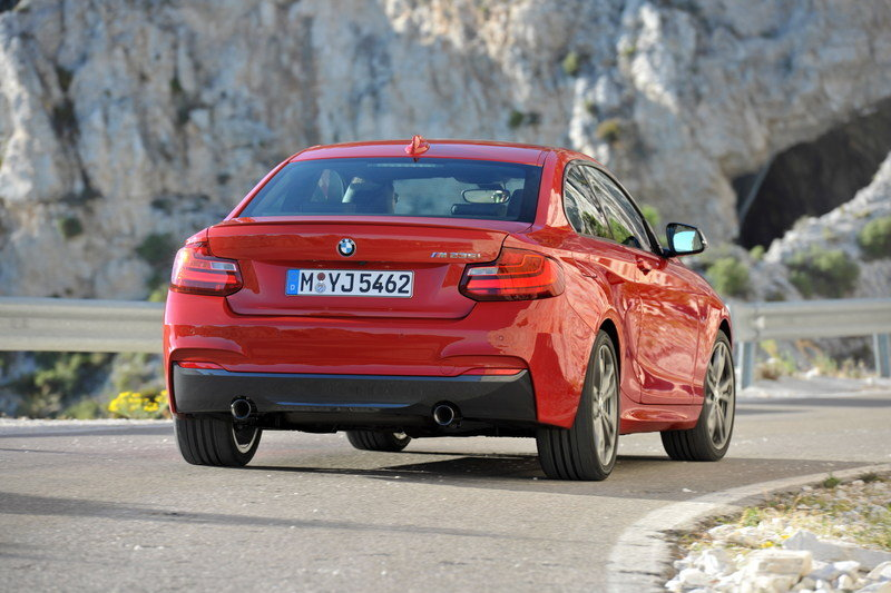2014 BMW M235i Coupe High Resolution Exterior - image 530106