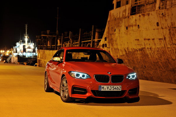 2014 BMW M235i Coupe Review  Top Speed
