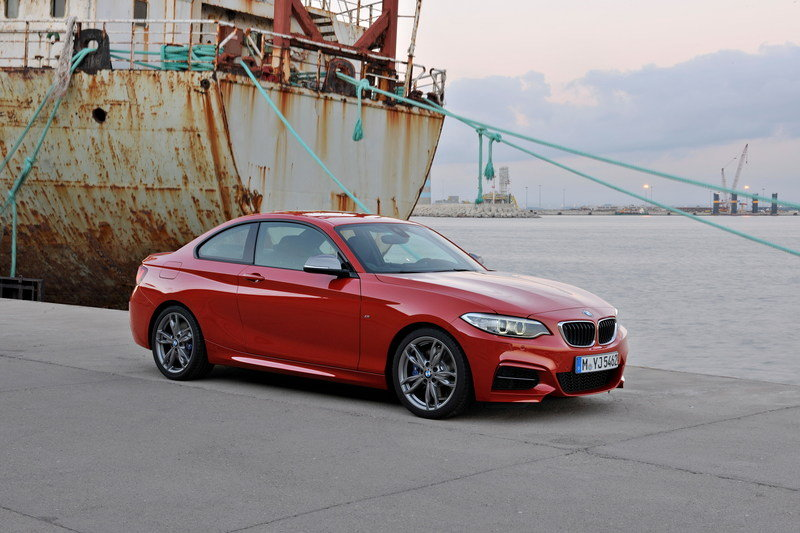 2014 BMW M235i Coupe High Resolution Exterior - image 530108