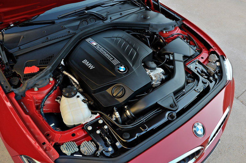 2014 BMW M235i Coupe High Resolution Drivetrain - image 530109