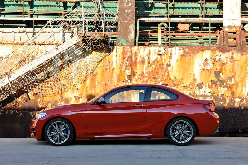 2014 BMW M235i Coupe High Resolution Exterior - image 530110