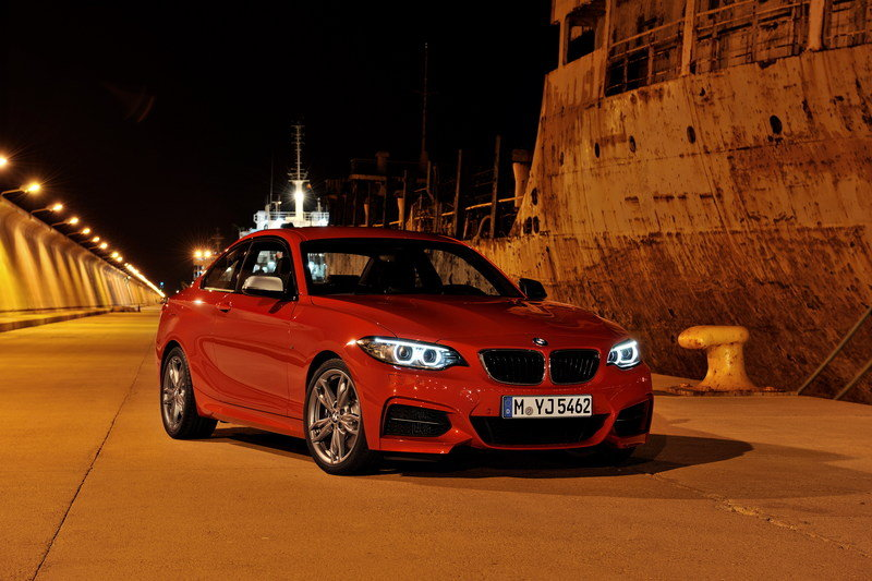 2014 BMW M235i Coupe High Resolution Exterior - image 530114