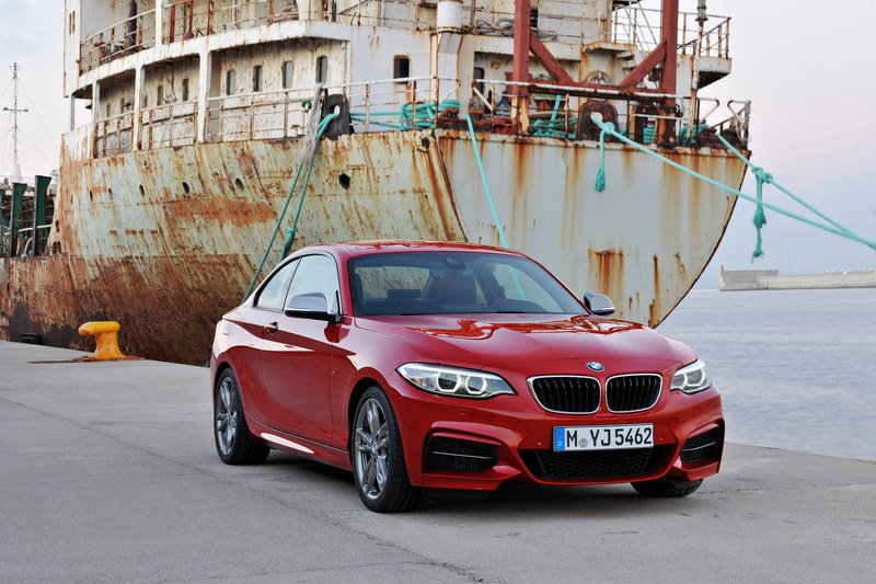 2014 BMW M235i Coupe High Resolution Exterior Wallpaper quality - image 530115