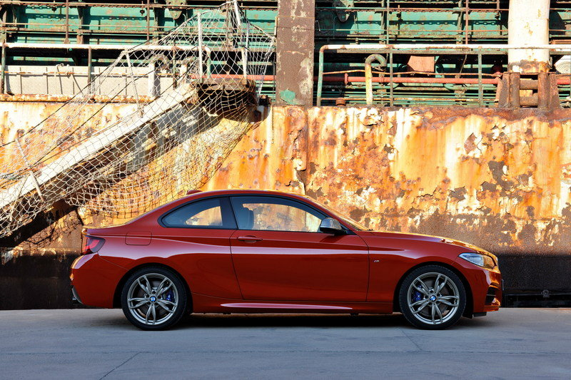 2014 BMW M235i Coupe High Resolution Exterior - image 530116