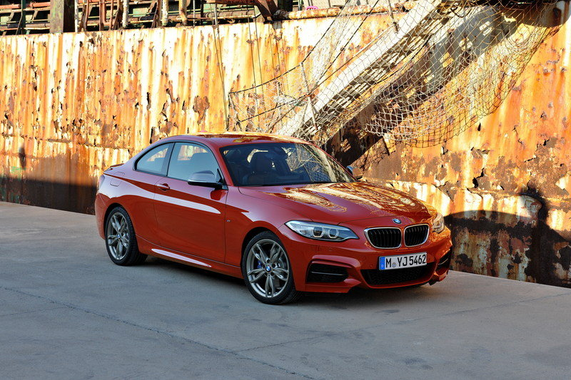 2014 BMW M235i Coupe High Resolution Exterior - image 530118