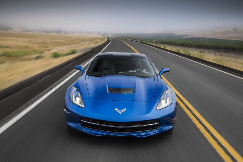 2014 - 2016 Chevrolet Corvette Stingray High Resolution Exterior - image 526921