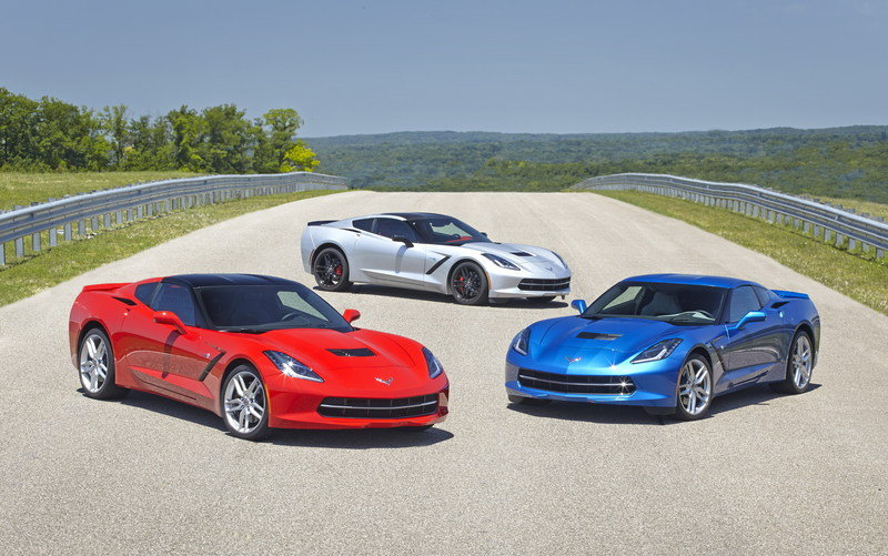 Wallpaper of the Day: 2016 Chevy Corvette Stingray