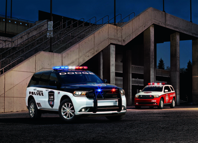 2014 Dodge Durango Special Service Vehicle