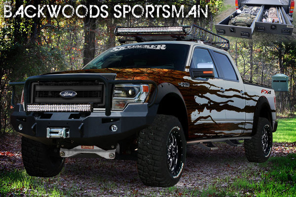 2014 Ford F 150 By Skyjacker Suspensions Car Review