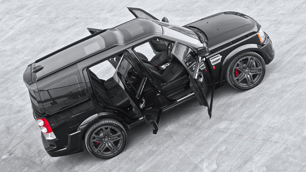 2014 Land Rover Discovery SDV6 Twin Turbo By Kahn Design ...