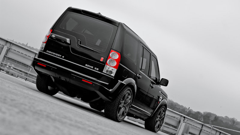 2014 Land Rover Discovery SDV6 Twin Turbo By Kahn Design