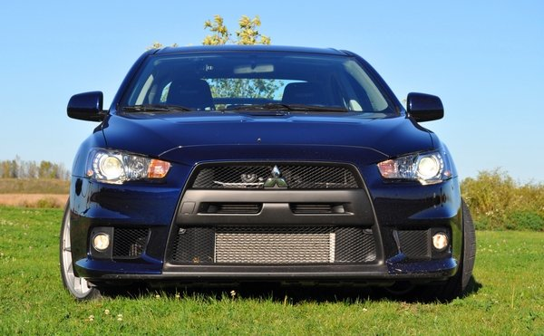 2014 mitsubishi lancer evolution driven review top speed