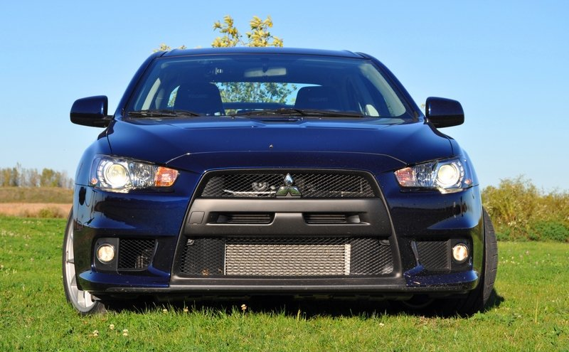 2014 Mitsubishi Lancer Evolution - Driven