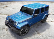 2014 Jeep Wrangler Polar Edition - image 529744
