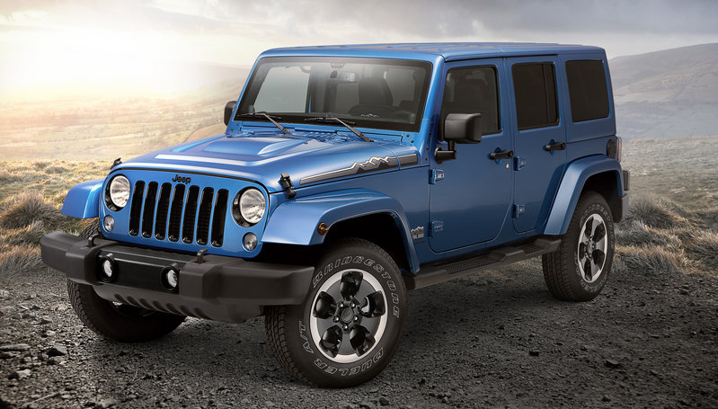 2014 Jeep Wrangler Polar Edition Exterior Wallpaper quality - image 529742