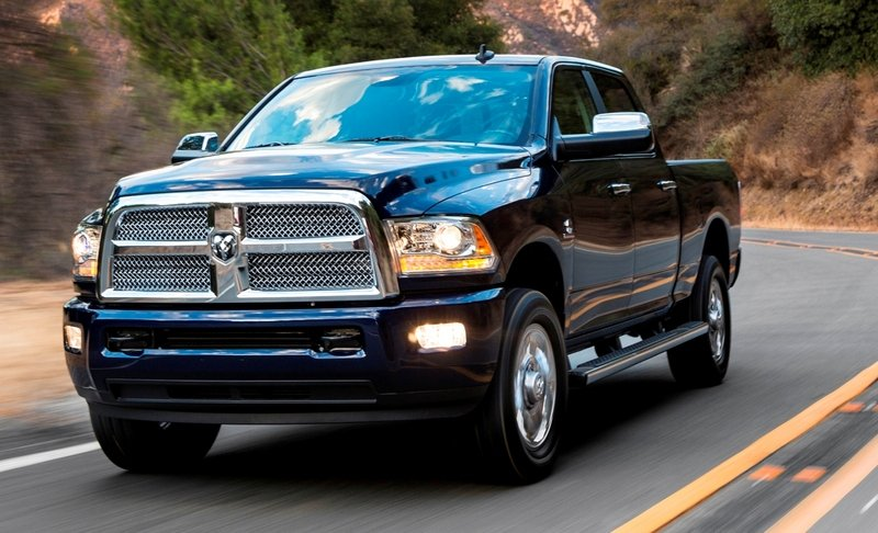 2014 Ram Heavy Duty High Resolution Exterior - image 529701