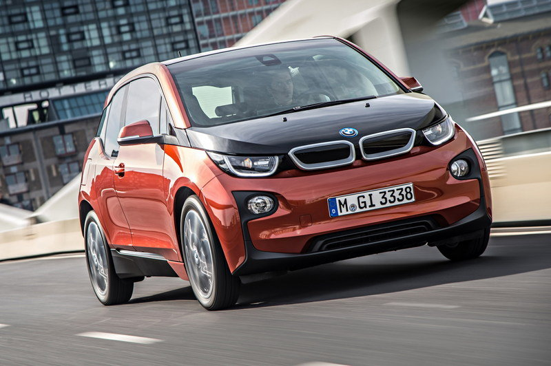 2015 BMW i3 High Resolution Exterior - image 528088