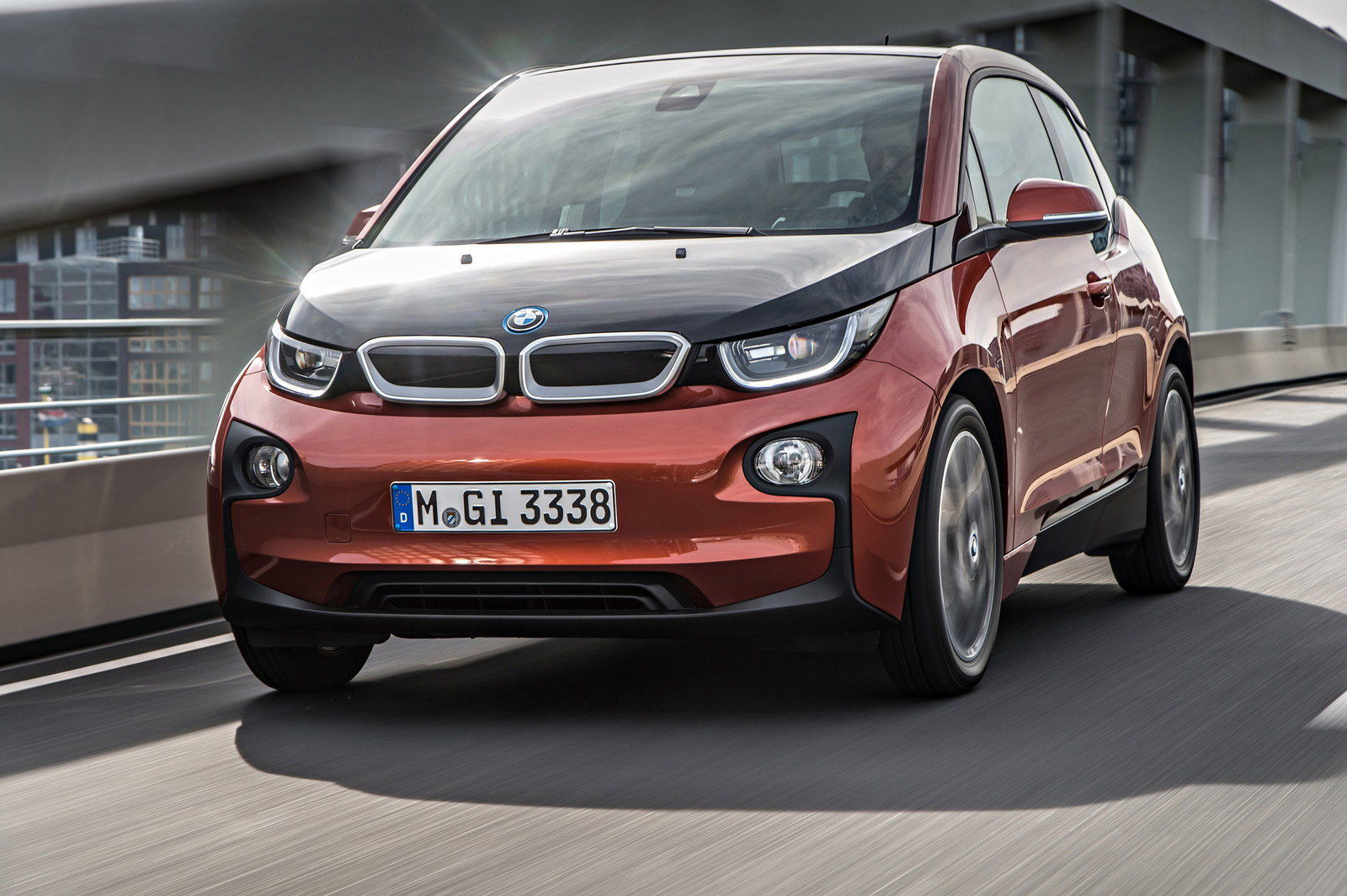 2015 bmw i3 picture 528090 car review top speed. Black Bedroom Furniture Sets. Home Design Ideas