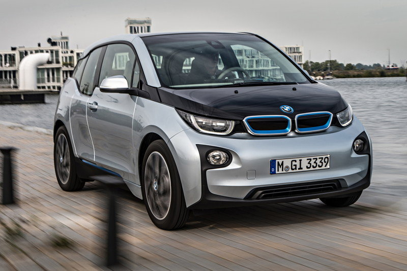 2015 BMW i3 High Resolution Exterior - image 528099