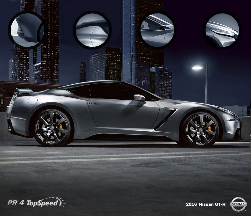 2019 Nissan GT-R Review