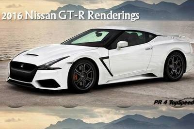 2019 Nissan GT-R Exterior Computer Renderings and Photoshop - image 526626