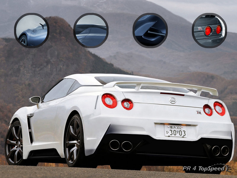 Everything We Know About the Next-Gen Nissan GT-R Exclusive Renderings - image 526629