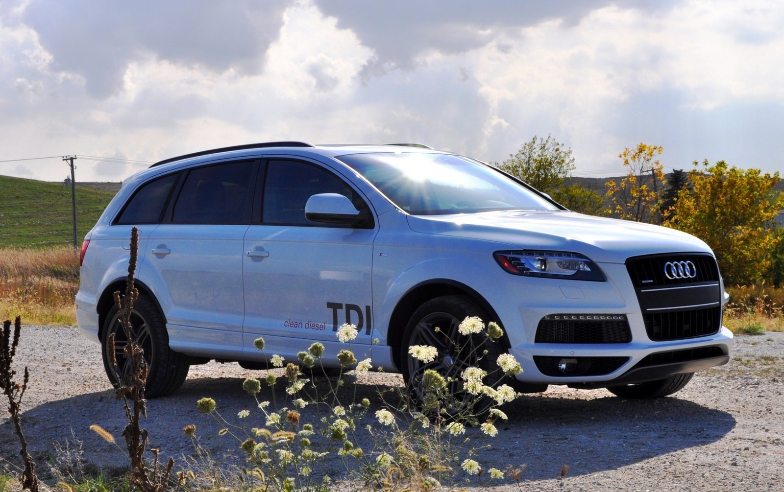2014 audi q7 tdi s line driven picture 527866 car review top speed. Black Bedroom Furniture Sets. Home Design Ideas