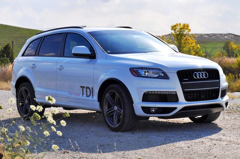 2014 Audi Q7 TDI S-line - Driven High Resolution Exterior - image 527867
