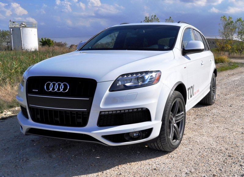 Audi Q7: Latest News, Reviews, Specifications, Prices