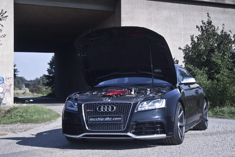 2013 Audi RS5 by McChip-DKR High Resolution Exterior Drivetrain - image 528655