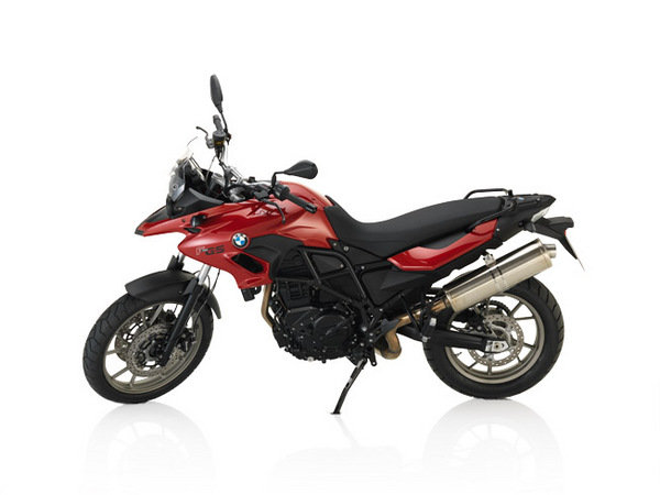 BMW F700GS for rent in Ecuador