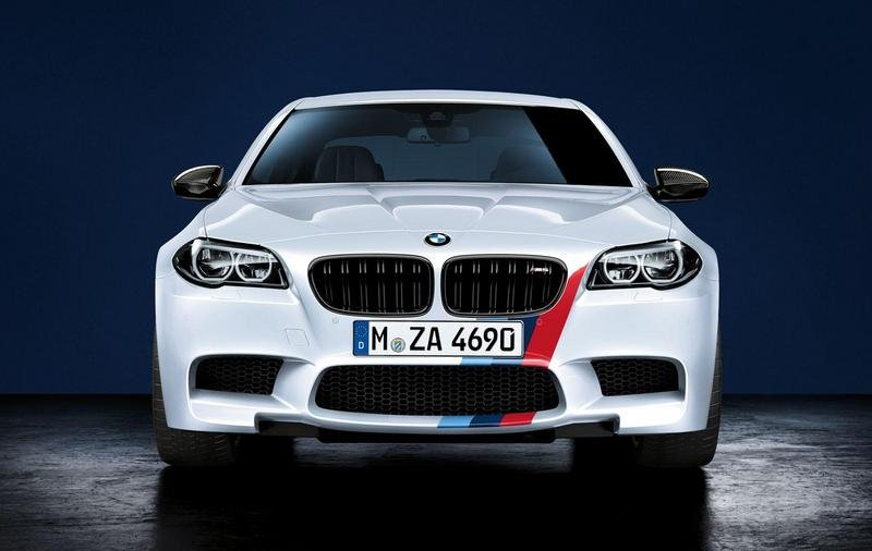 2014 BMW M5 With M Performance Accessories