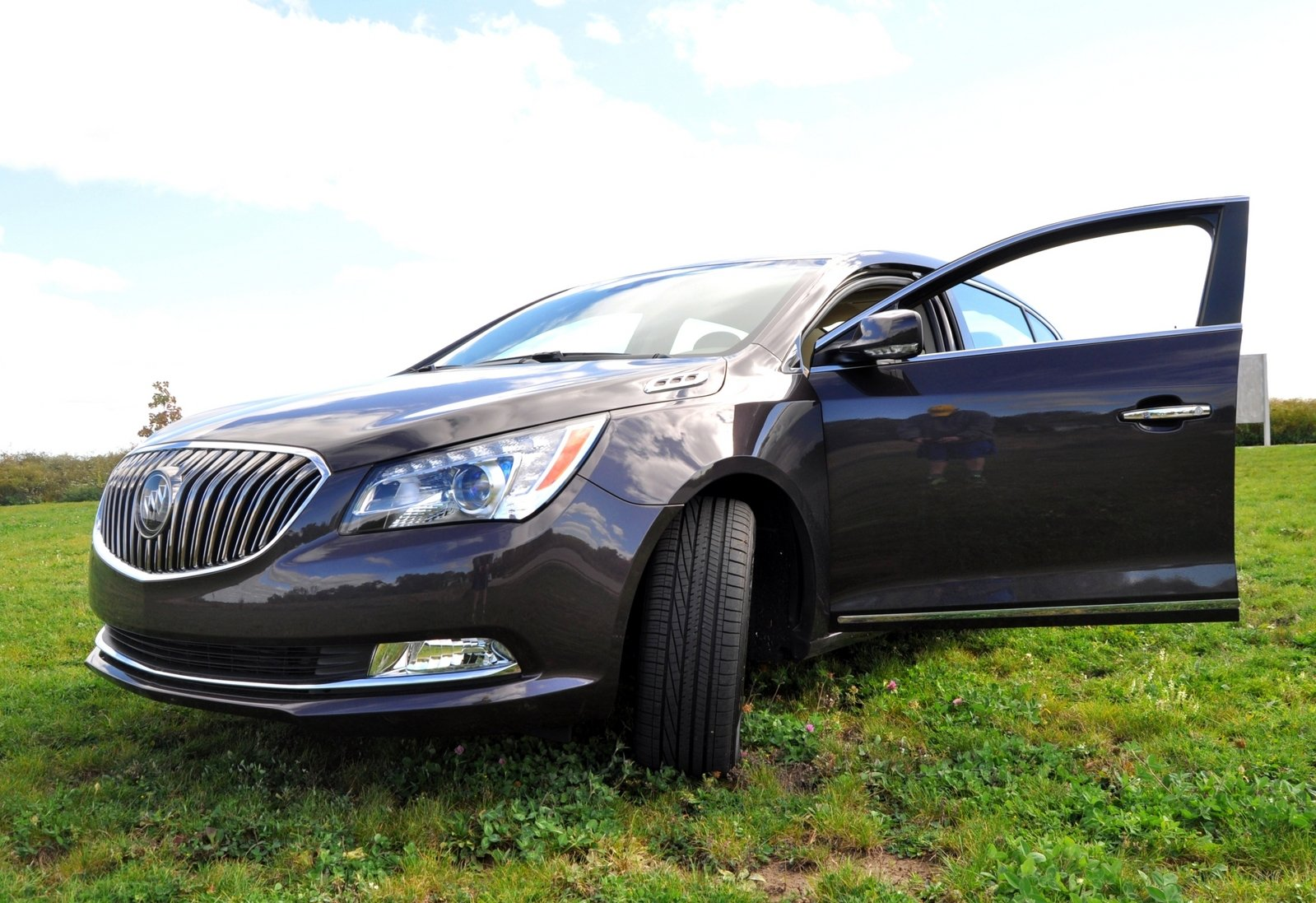 2014 buick lacrosse driven picture 528784 car review top speed. Cars Review. Best American Auto & Cars Review