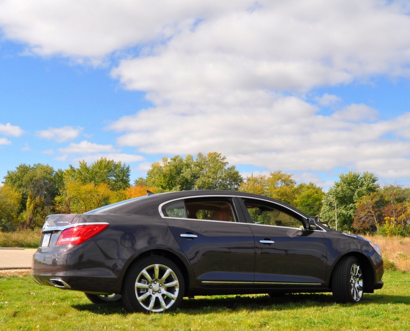 2014 buick lacrosse driven picture 528793 car review top speed. Black Bedroom Furniture Sets. Home Design Ideas