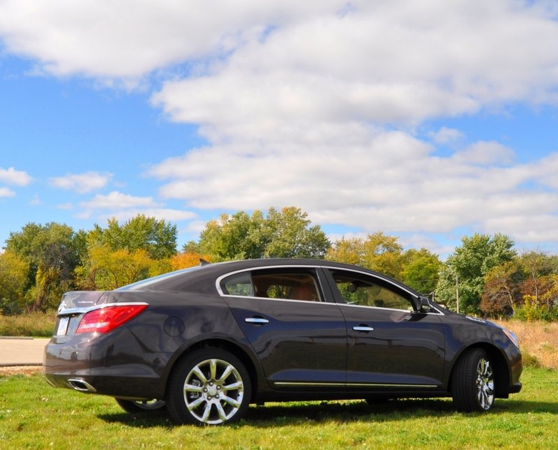 2014 Buick LaCrosse - Driven High Resolution Exterior - image 528793