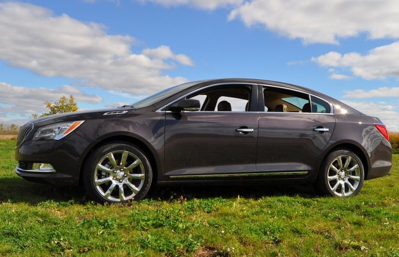 2014 Buick LaCrosse - Driven High Resolution Exterior - image 528797
