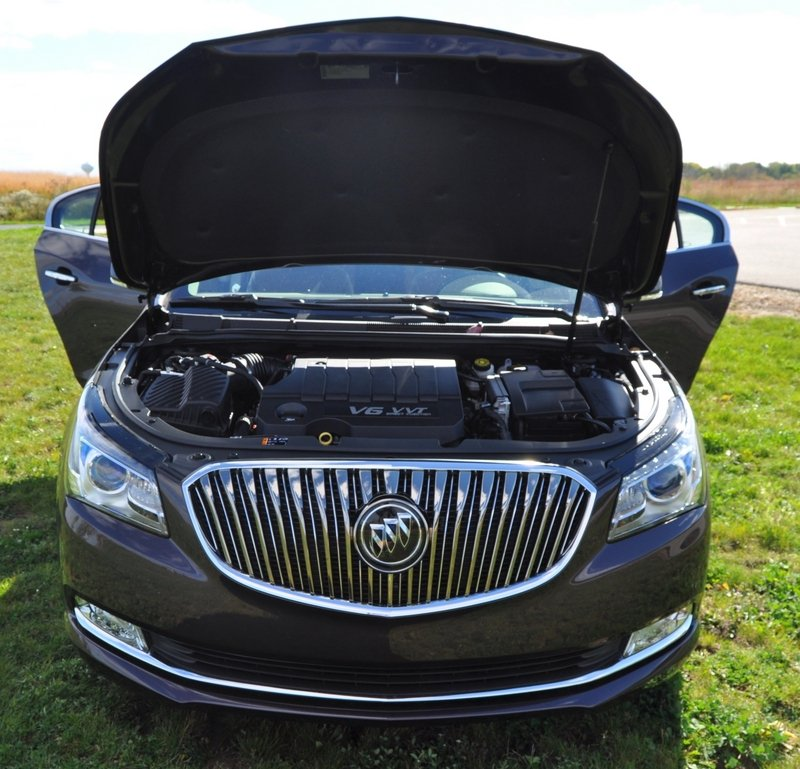 2014 Buick LaCrosse - Driven Exterior - image 528803