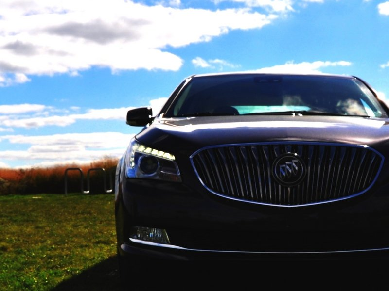 2014 Buick LaCrosse - Driven Exterior - image 528807