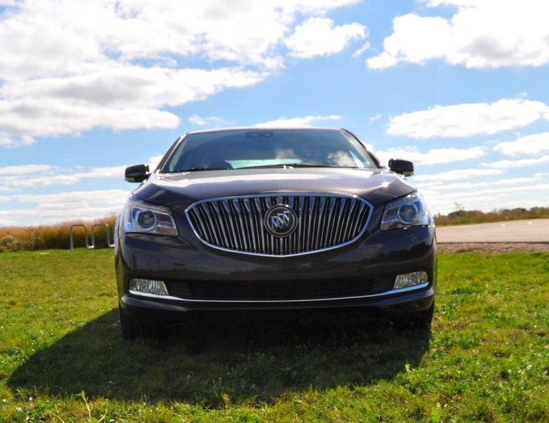 2014 Buick LaCrosse - Driven High Resolution Exterior - image 528809