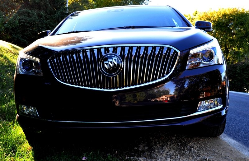 2014 Buick LaCrosse - Driven Exterior - image 528812