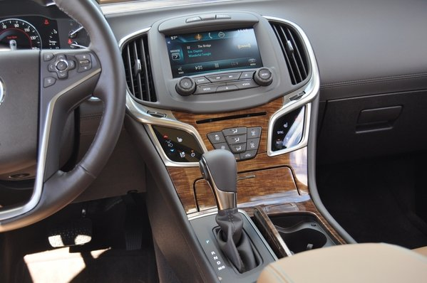 2014 Buick Lacrosse Cleans Up Well Prepares To Fight Html Autos Weblog