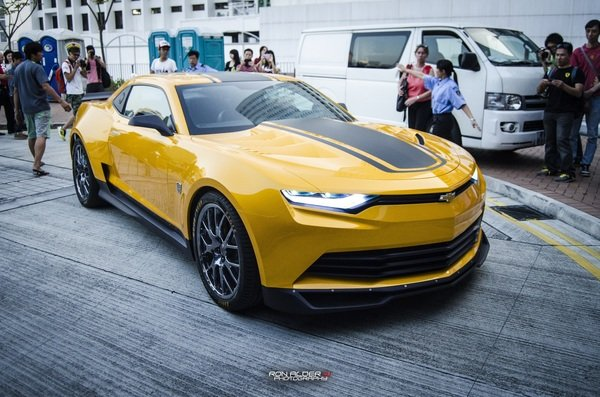 2014 chevrolet transformers 4 bumblebee camaro car. Cars Review. Best American Auto & Cars Review