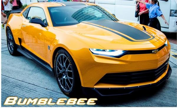 2014 Chevrolet Transformers 4 BumbleBee Camaro Review  Top Speed