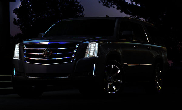 2015 Cadillac Escalade Car Review Top Speed