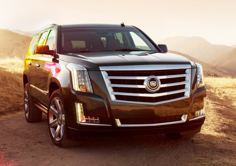 2015 Cadillac Escalade High Resolution Exterior - image 527586