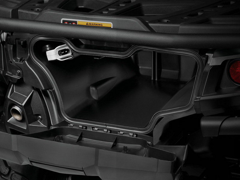 2014 Can-Am Outlander Interior - image 530572