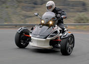 2014 Can-Am Spyder RS - image 530514