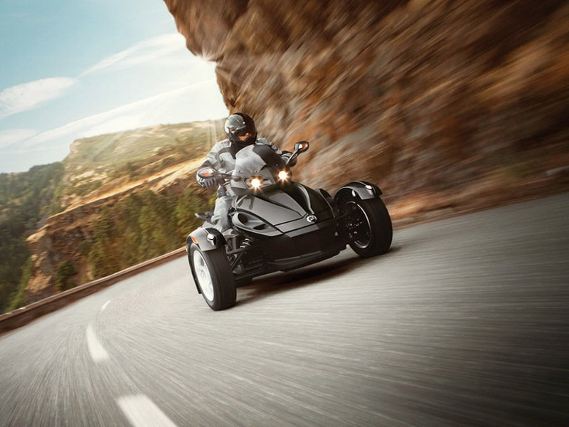 2014 Can-Am Spyder RS High Resolution Exterior - image 530519
