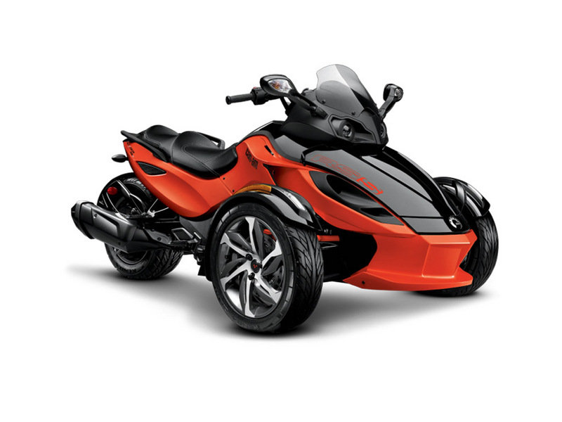 2014 Can-Am Spyder RS-S